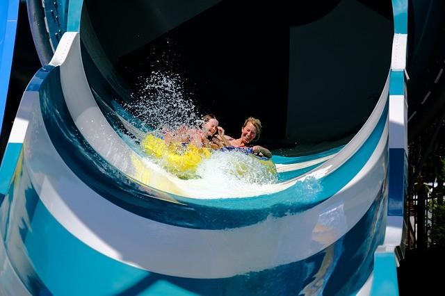 waterpark fun at wild wadi